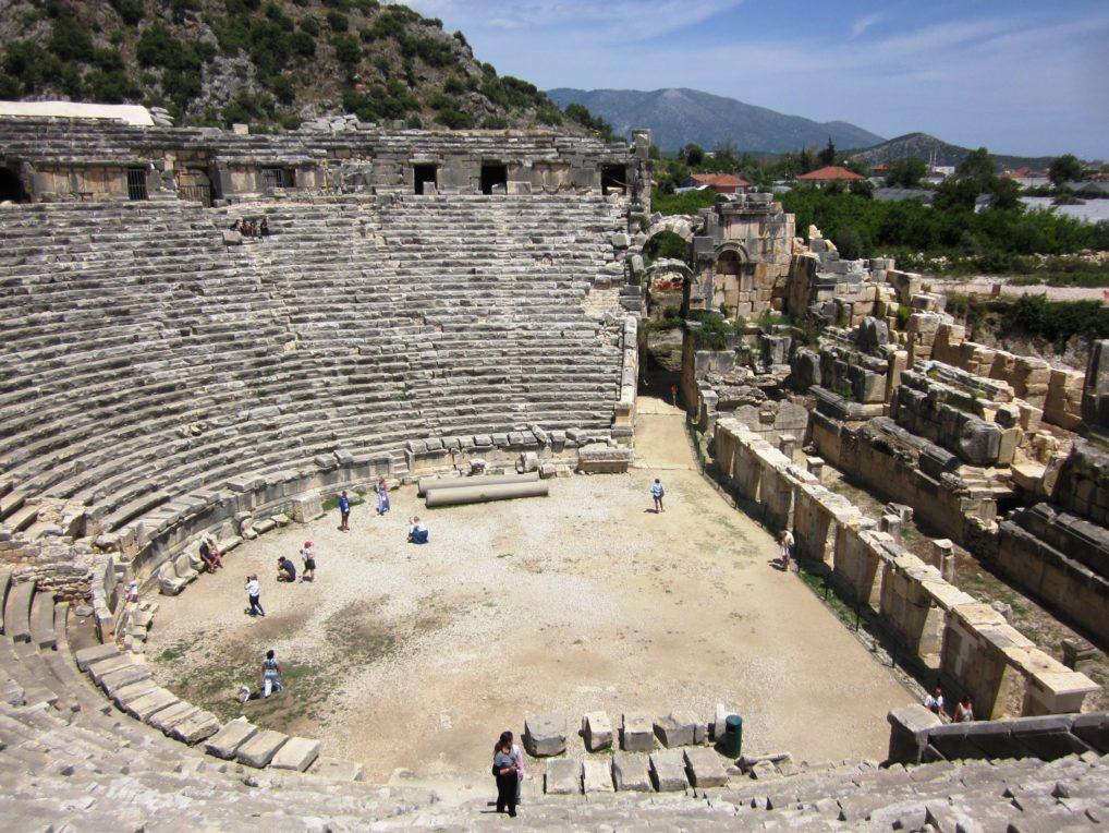 Амфитеатр Миры