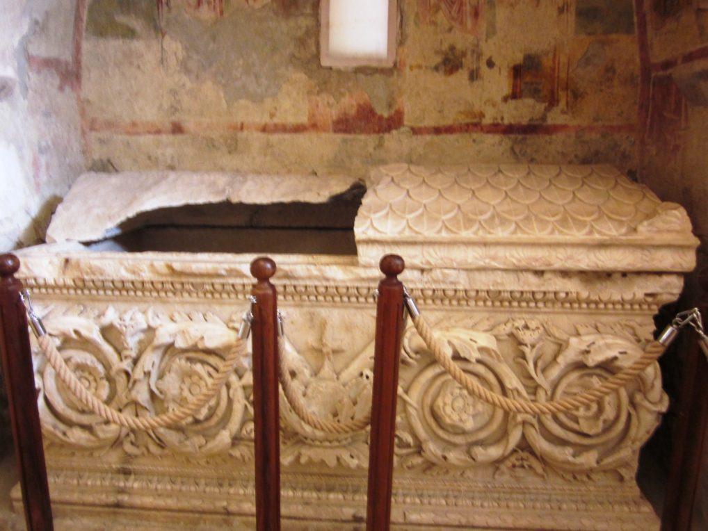 Демре церковь Святого Николая
