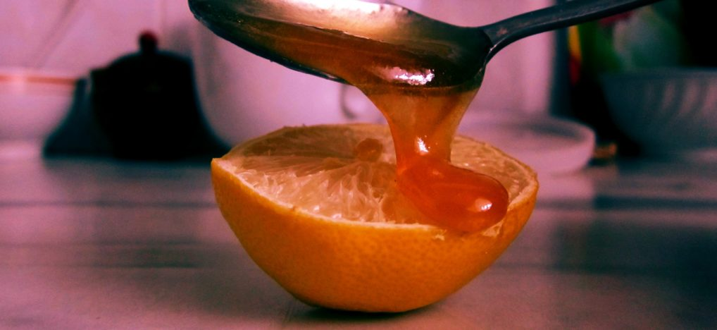 Как япродавал мёд винтернете