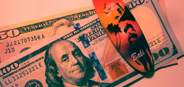 Путешествия и курс доллара