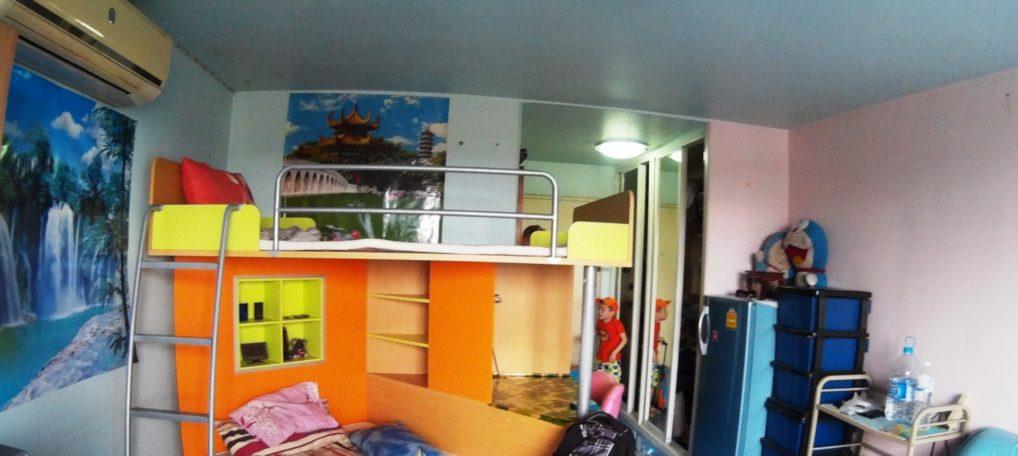 Квартира в Бангкоке через Airbnb