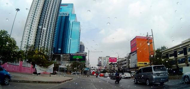Жизнь и работа в Бангкоке
