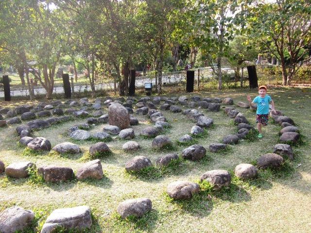 Черный Храм в Таиланде