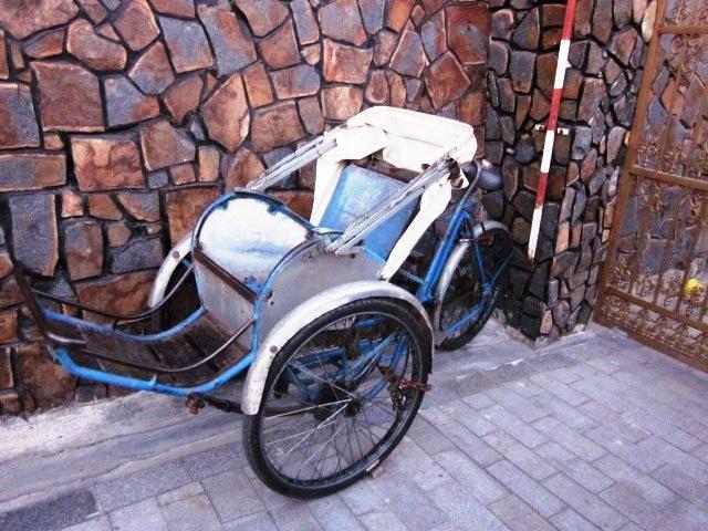 Велорикши в Нячанге