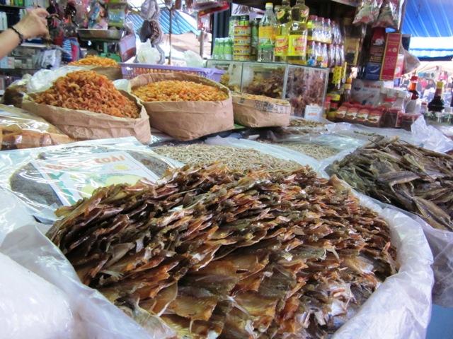 Рынок в Нячанге