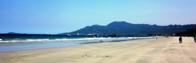 Пляж Зоклет вНячанге: баунти или нет?