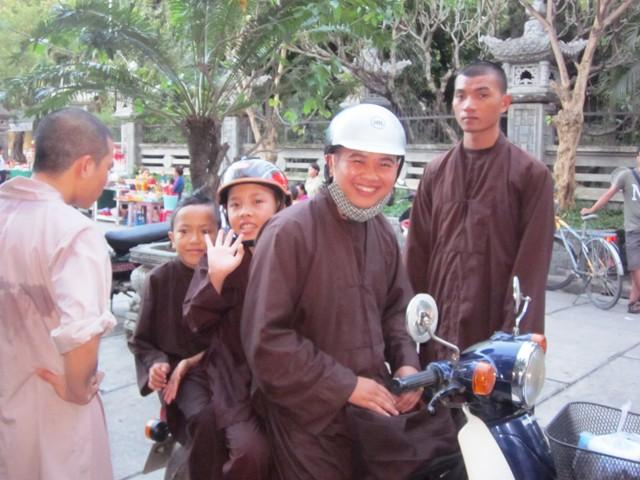 Пагода Лонг Шон в Нячанге, Вьетнам