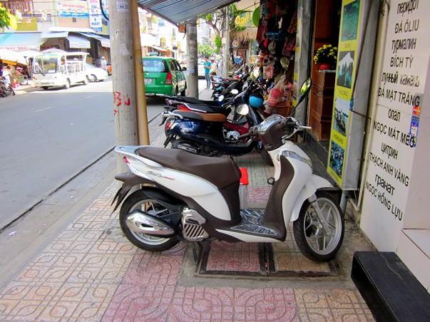 Улица в Нячанге