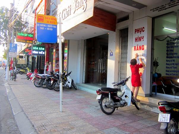 Автобусная остановка во Вьетнаме