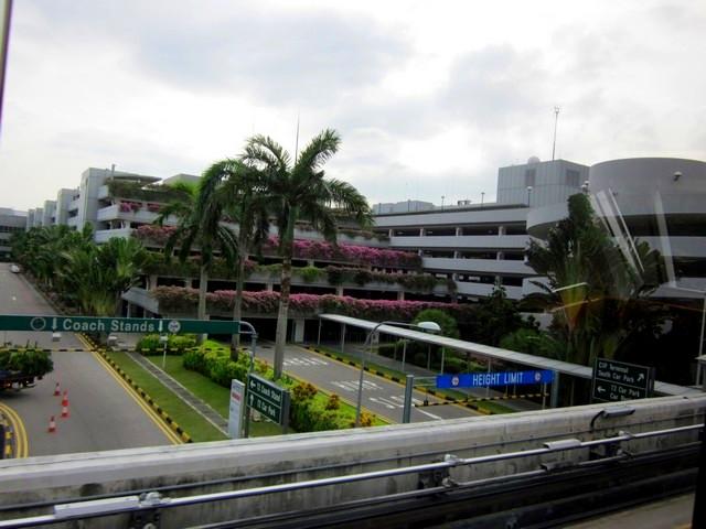 Аэропорт Чанги (Changi) в Сингапуре