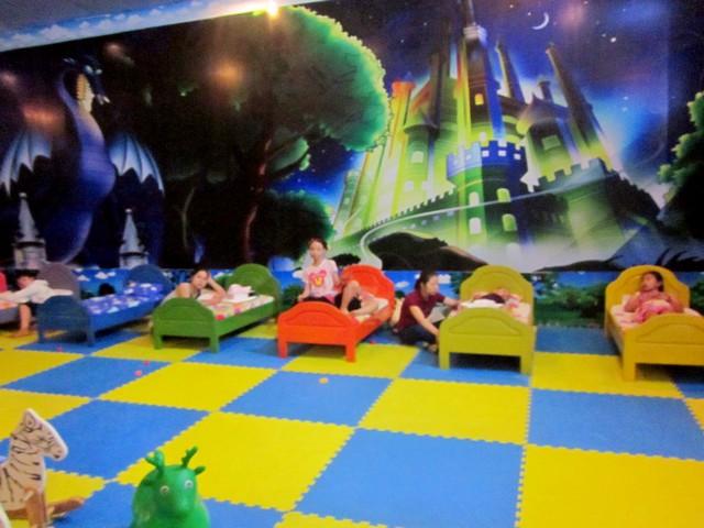 Детская игровая комната в Винперле (Нячанг)