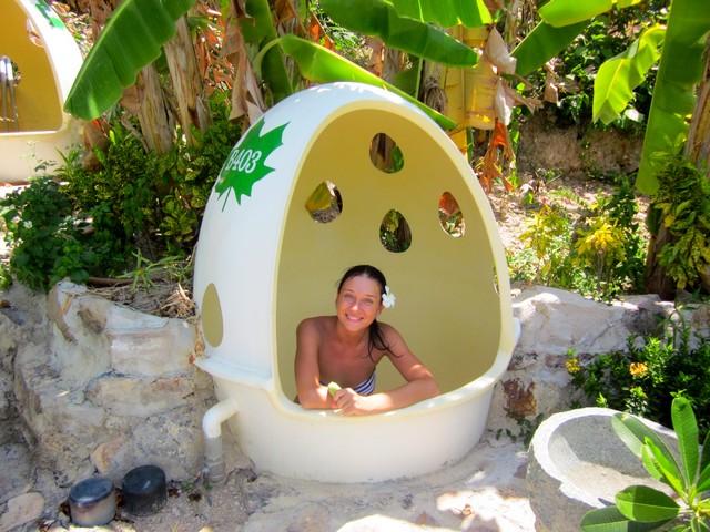 Грязелечебница «100 яиц» в Нячанге (Вьетнам)
