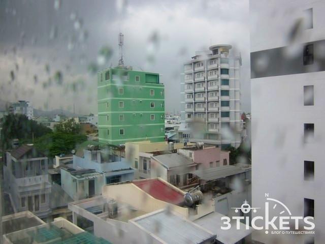 Погода в Нячанге в ноябре