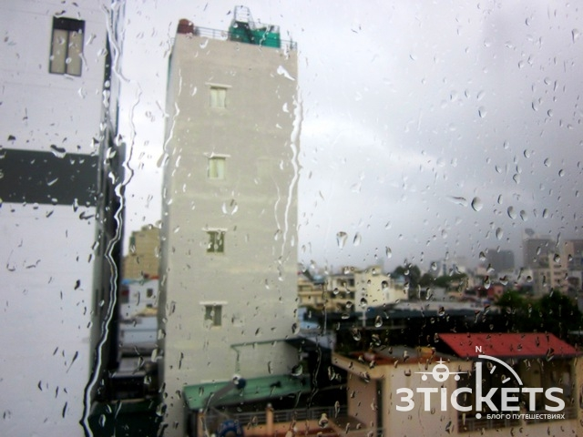 Погода в Нячанге в октябре