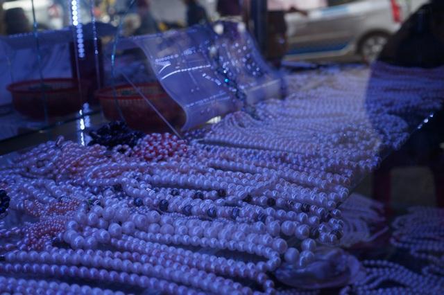 Жемчужные украшения из Вьетнама