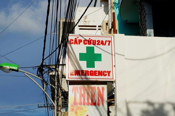 Страховка во Вьетнаме