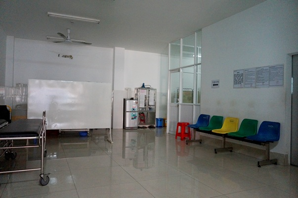 Частная поликлиника во Вьетнаме