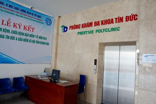 Частная клиника Престиж в Нячанге