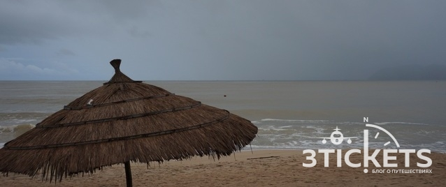 Погода вНячанге (Вьетнам) зимой помесяцам