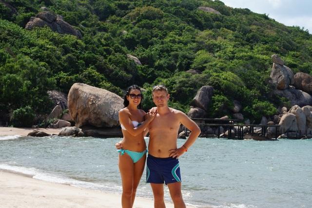 Жемчужный пляж в Камрани