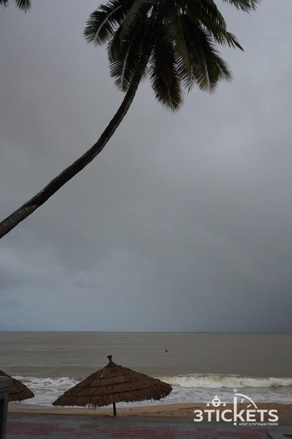 Погода в нячанге в декабре, январе и феврале