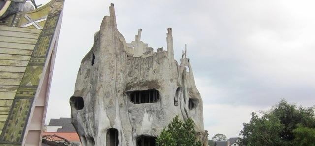 Гостевой дом Ханг Нга: отель-дерево воВьетнаме