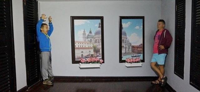 Музей впечатлений вНячанге (Вьетнам)
