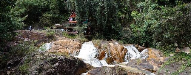 Природный парк Датанла: электросани и канатная дорога в Далате