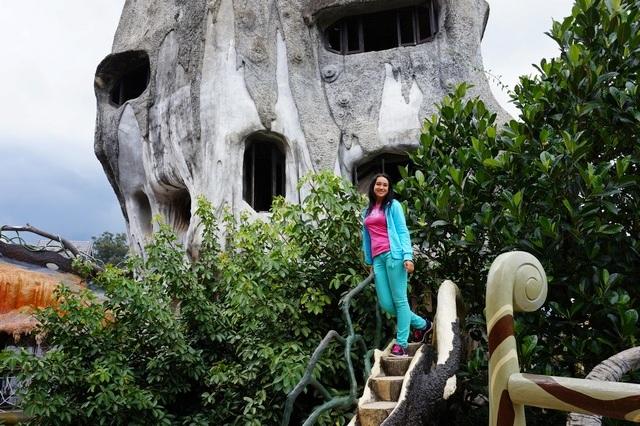 Гостевой дом Ханг Нга: отель-дерево во Вьетнаме