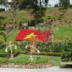 Достопримечательности Далата (Вьетнам): Сад цветов