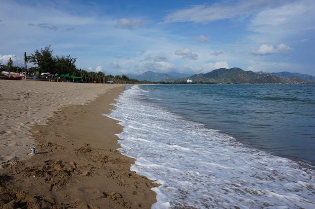 Пляж в Фанранге (Вьетнам): отзыв