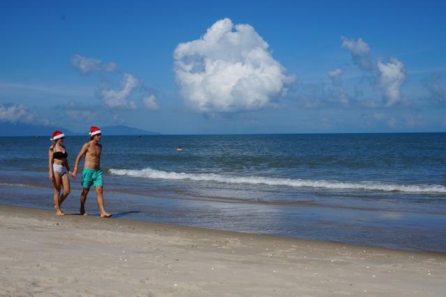 Пляж в Хойане (Вьетнам)