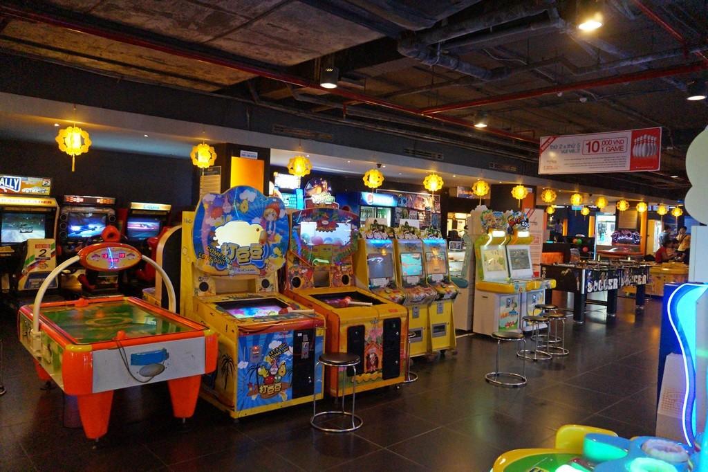Игровые автоматы в Нячанге