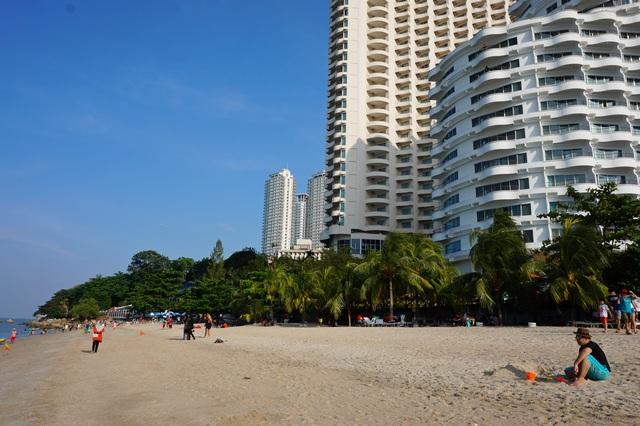 Пляж на Пенанге
