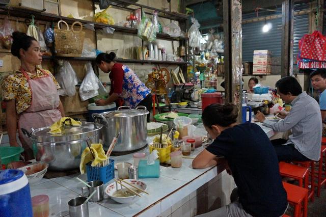 Цены на еду и жизнь в Камбодже