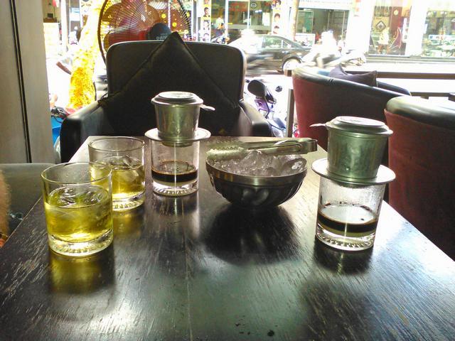 Какой кофе во Вьетнаме