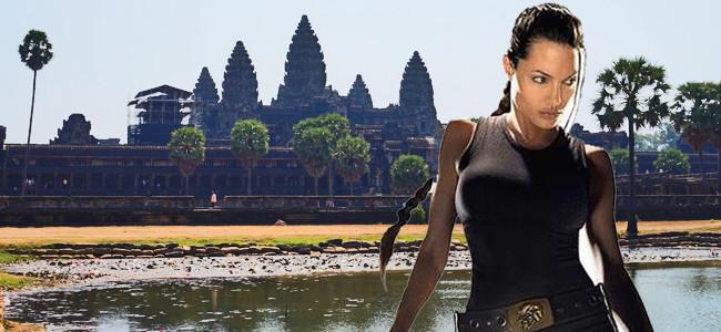 Ангкор Ват: последам Лары Крофт