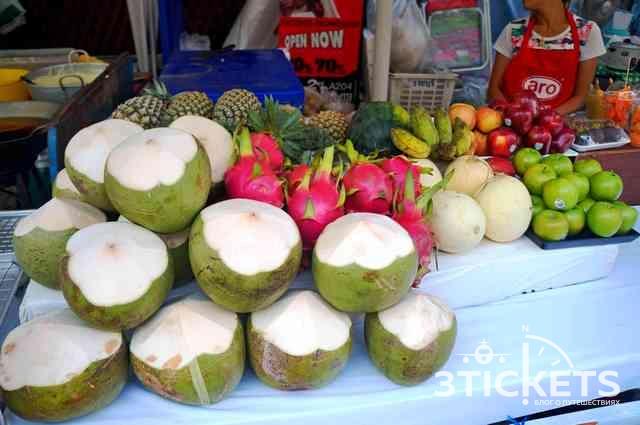 Тропические фрукты Азии: Топ-10 тропических фруктов Азии: кокос