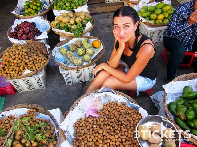 Топ-10 тропических фруктов Азии: названия, цены и фото