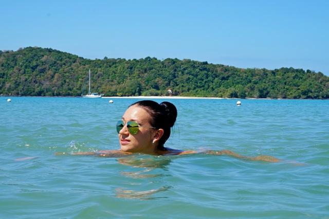 Море на Лангкави