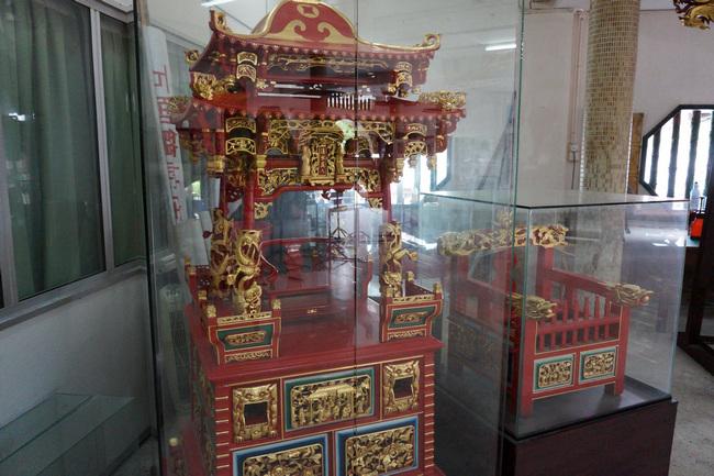 Змеиный Храм на острове Пенанг (Малайзия)