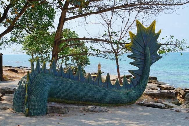 Пляж Сокха в Сиануквиле (Камбоджа)