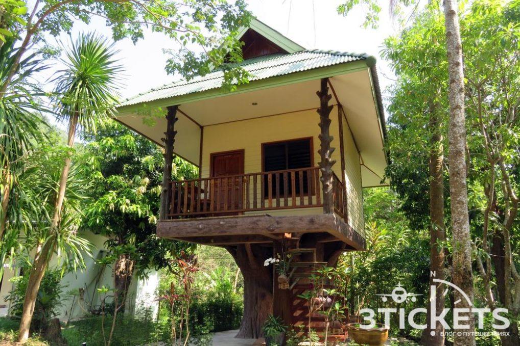 Отель Macura Resort на острове Ко Чанге, Таиланд
