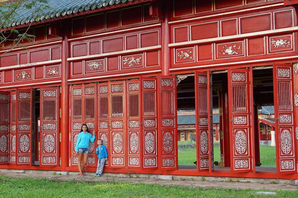 Запретный город в Хюэ