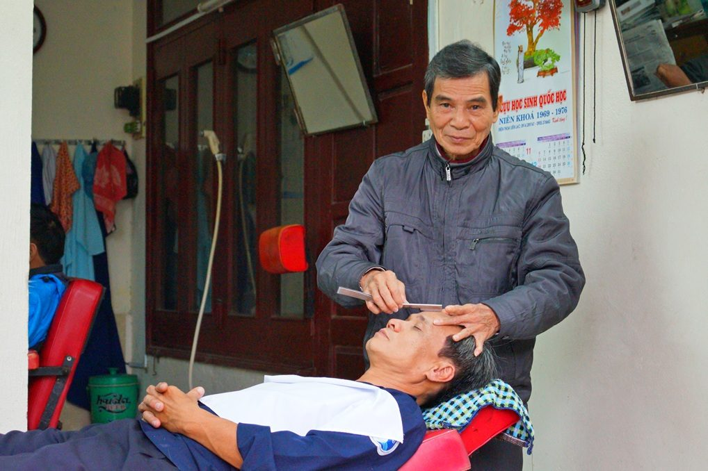 Парикмахерские в Хюэ, Вьетнам