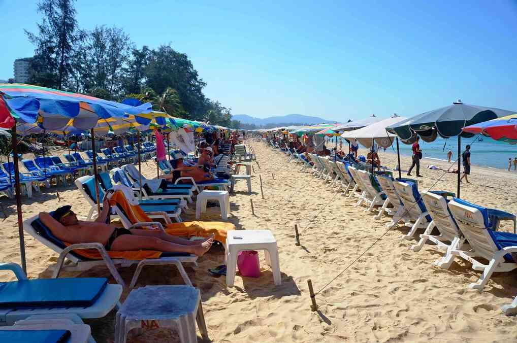 Пляжи Пхукета и Паттайи
