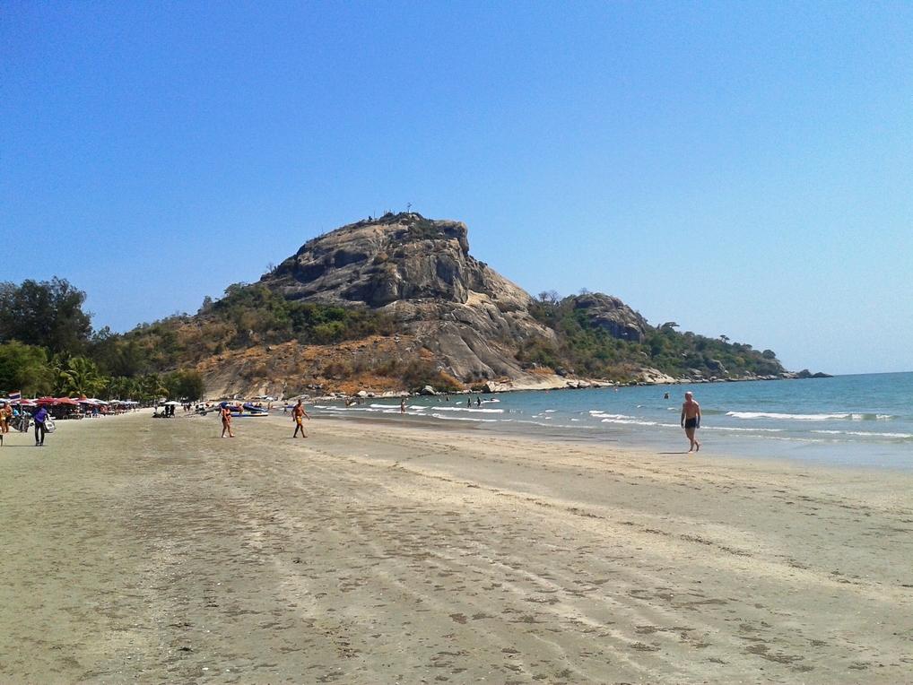 Фото пляжей Хуахина