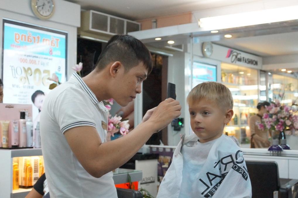 Парикмахерские во Вьетнаме