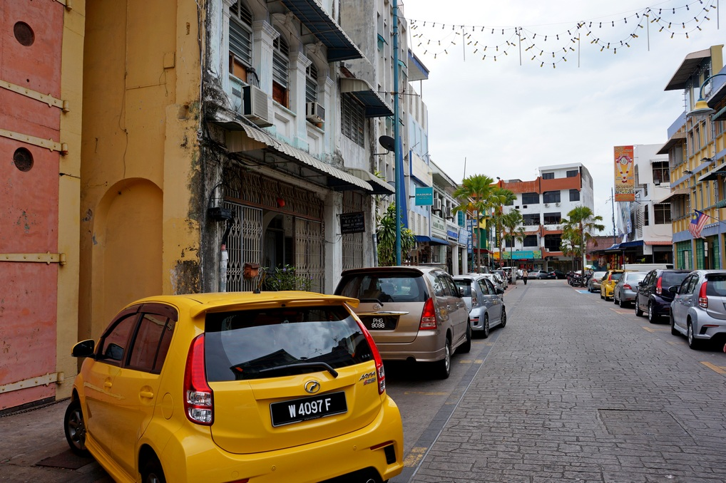 Автомобили Proton в Малайзии
