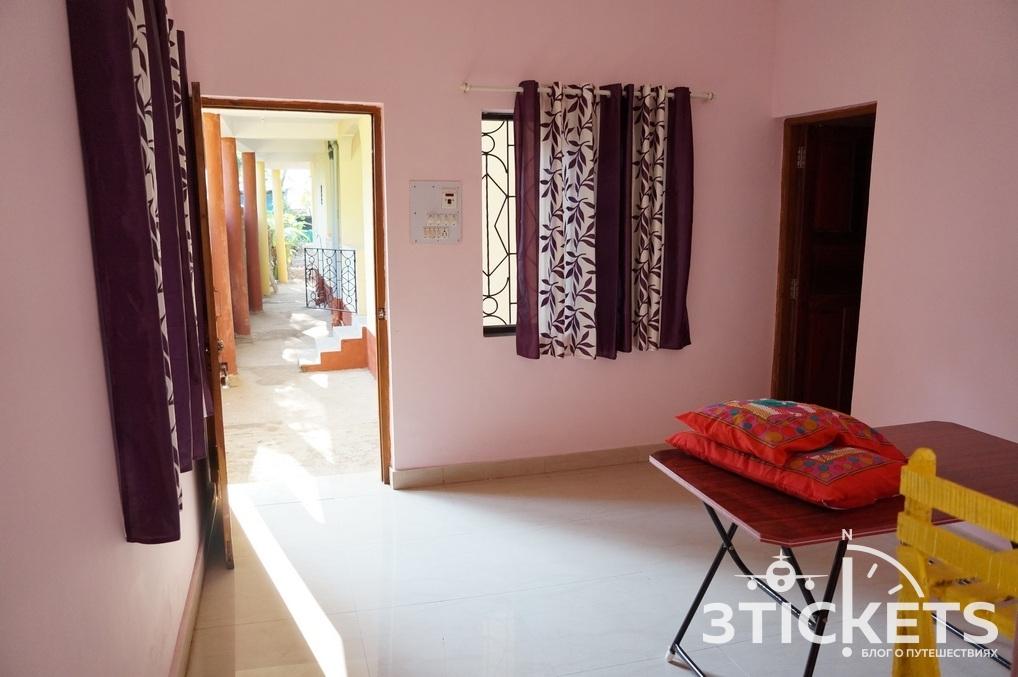 Как снять жилье на Гоа: аренда дома, квартиры, комнаты